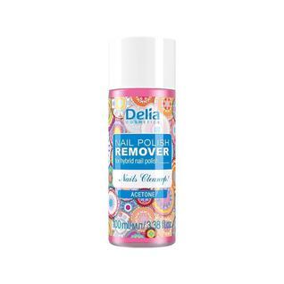 Жидкость для снятия гель-лака Delia 100 мл