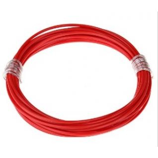 3DPen Пластик для 3D ручки PCL красный 5м