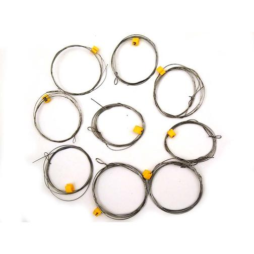 Комплект струн для 6, 7, и 9 струнных гуслей Мир Гуслей 36980473
