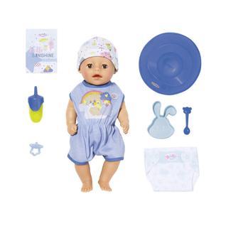 Куклы и пупсы Zapf Creation Zapf Creation Baby born 827-338 Бэби Борн my little BABY born Мальчик Нежное прикосновение, 36 см