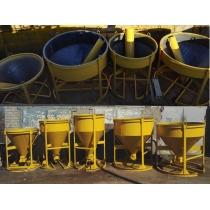 Бадья для бетона Рюмка (Колокольчик)