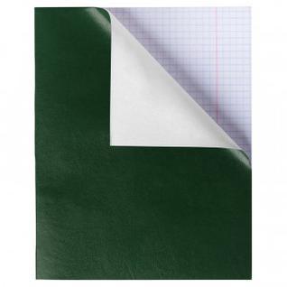 Тетрадь общая А5,48л,клет,скреп,обл.бумвинил,блок офсет-2 Зеленый 047611