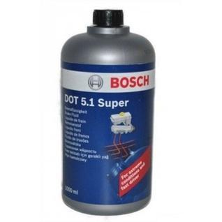 Тормозная жидкость Bosch DOT 5.1 1л