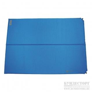Highlander Коврик Highlander самонадувающийся базовый, цвет синий
