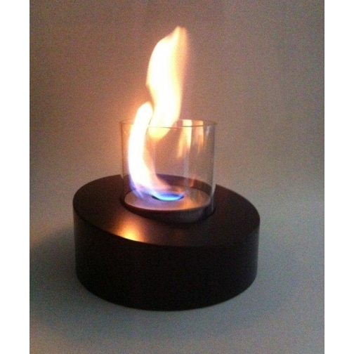 Биокамин Glass Ovale Nero 853126