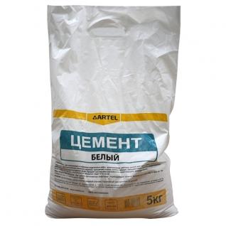 Цемент М-500 белый 5 кг