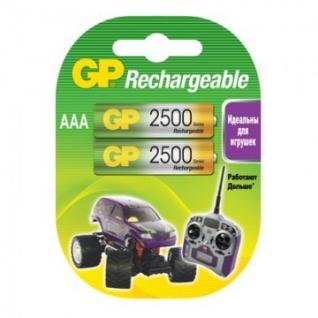Аккумулятор GP 2500mAh АА/НR6 NiMh бл/2шт