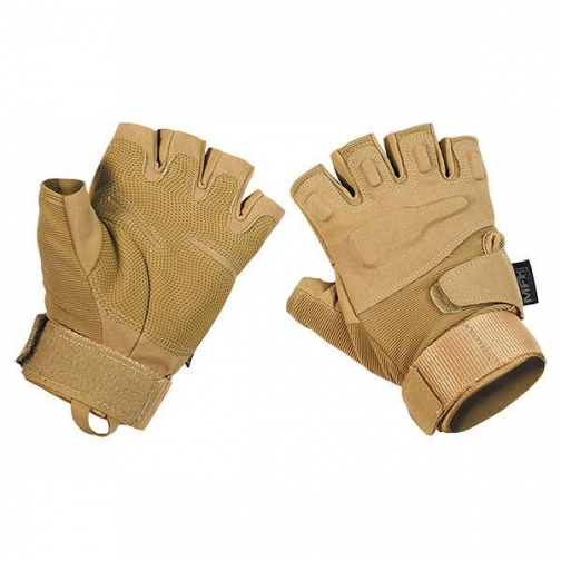 MFH Перчатки-митенки MFH Protect, цвет койот 5037557