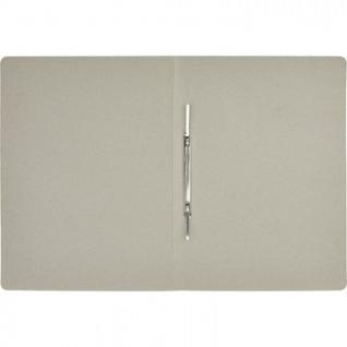 Скоросшиватель картон мел 360 г/м.,зелёный