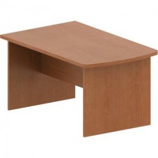 Мебель Mon_Эталон Стол приставной КЭ10 орех