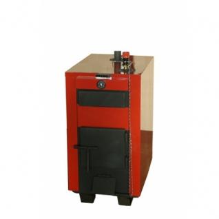 Буржуй-К Стандарт-20 – твердотопливный пиролизный котел мощностью 20 кВт