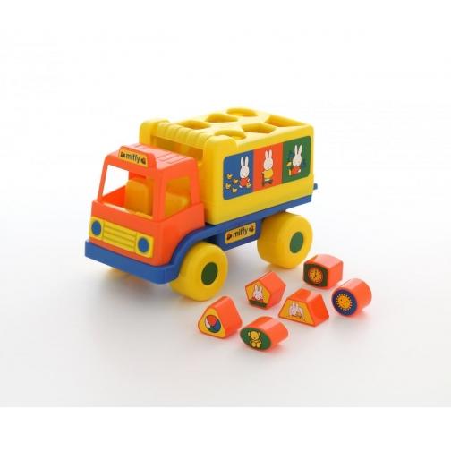 Логический грузовичок