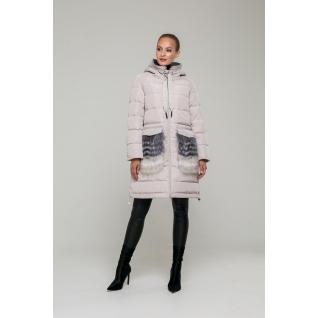 Пальто ODRI MIO 18310110 Пальто ODRI MIO PEARL (серый)