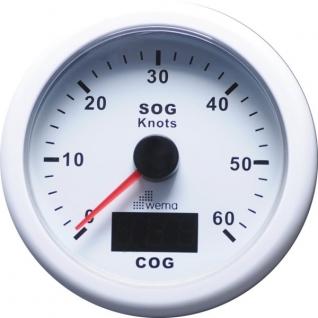 Wema Индикатор скорости GPS Wema IGPS-WW-60 12 В 85 мм