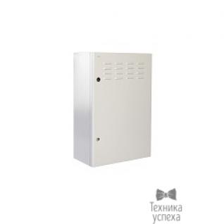 Цмо ЦМО Шкаф уличный всепогодный настен. 9U (600х300), передняя дверь вент. (ШТВ-Н-9.6.3-4ААА)