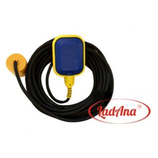 Поплавковый выключатель SK-12A-0,5M (каб. 3*1 мм без груза) Ladana
