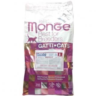Monge Monge Cat Sensitive корм для кошек с чувствительным пищеварением 10 кг