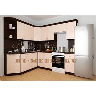 Кухня БЕЛАРУСЬ-8.9 модульная угловая, правая, левая