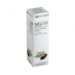 Масло для волос Восстановление и блеск c маслом Ши и экстрактом розмарина