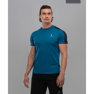 Мужская спортивная футболка Fifty Intense Pro Fa-mt-0102, синий размер S