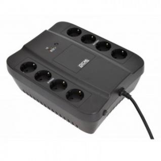 ИБП Powerсom Spider SPD-650N (8 euro/390Вт/noUSB/noRJ45)