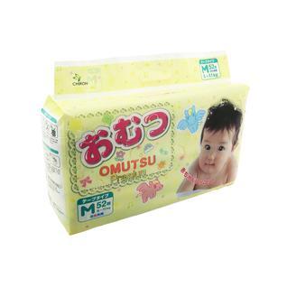 Подгузники детские OMUTSU M 6-11 кг, 52 шт