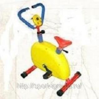 Тренажеры для детей - Велотренажер (с компьютером)