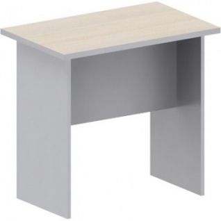 Мебель Easy B Стол-приставка 904251Э св.дуб/серый (440)