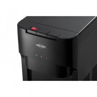 Кулер для воды VATTEN V45NE напольный, электронный, черный
