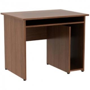 Мебель ЭКО Стол компьютерный 1580 (995) орех