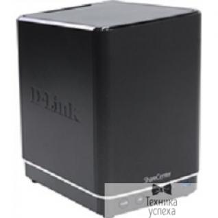D-Link D-Link DNS-340L/A1A Сетевой дисковый накопитель