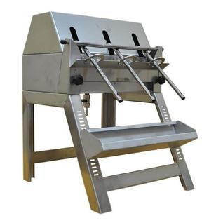 Розлив и укупорка GRIFO Аппарат для розлива на 3 насадки