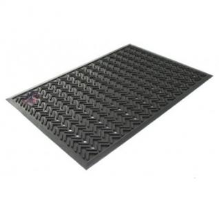 Коврик напольный 2005 600x900х9 мм (резина)