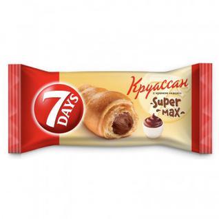 Круасcаны 7 Days с кремом какао, 110г
