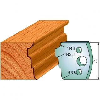 Комплект из 2-х ножей SP CMT 690.039