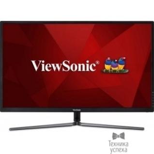 """ViewSonic LCD ViewSonic 32"""" VX3211-2K-MHD черный IPS LED, 2560x1440, 3ms, 250cd/m2, 178°/178°, 80Mln:1, D-Sub, HDMI, Display Port"""