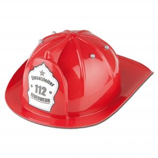 Made in Germany Шлем руководителя дружины пожарной охраны, детский