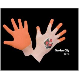 Перчатки для садовых работ. Аксессуары Duramitt Перчатки садовые Garden Gloves Duraglove оранжевые, размер L NW-GG