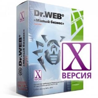 Антивирус Dr.Web (BBZ-C-12M-5-A3) ?Малый бизнес?