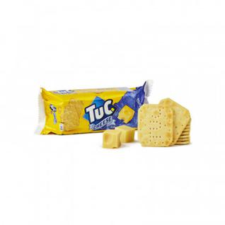 Крекер TUC со вкусом сыра, 100 г