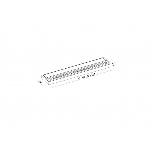 Tопливный блок DP design 80 см DP design 853123 1