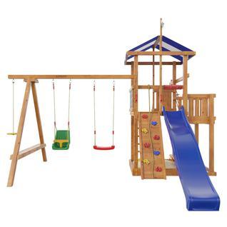 """Самсон Детская игровая деревянная площадка Самсон """"Бретань"""""""