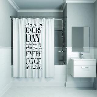 Штора для ванной комнаты IDDIS B06P218i11