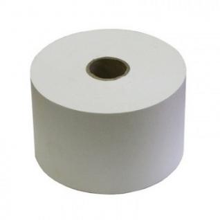 Лента бандерольная для автомат. упаков. монет 120 мм белая, бобина 300м