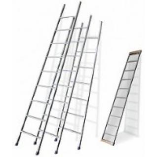 Лестница приставная, 7 ступенек, раб. высота 3,15 м STABILO