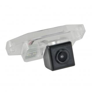 Штатная камера заднего вида SWAT VDC-029 Toyota LC Prado 120 запаска на зад. двери SWAT