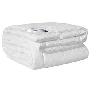 Одеяло Ol-Tex 140х205 Богема теплое, лебяжий пух (ОЛС-15-4)