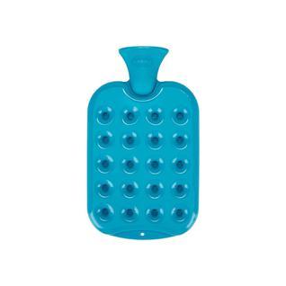 Грелка объемная FASHY голубая 1,2 л
