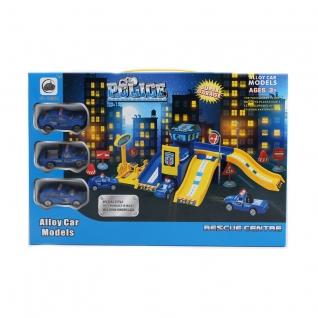 Игровой набор Super Garage - Полиция Shantou