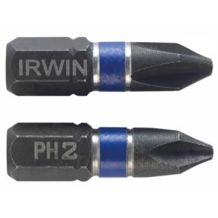 Насадка Irwin Ph2 25 мм (20 шт/уп) ударопрочная